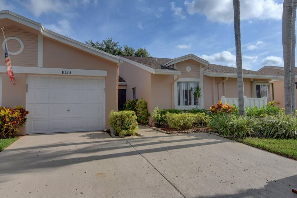 8183 Sweetbriar Way Boca Raton, FL 33496
