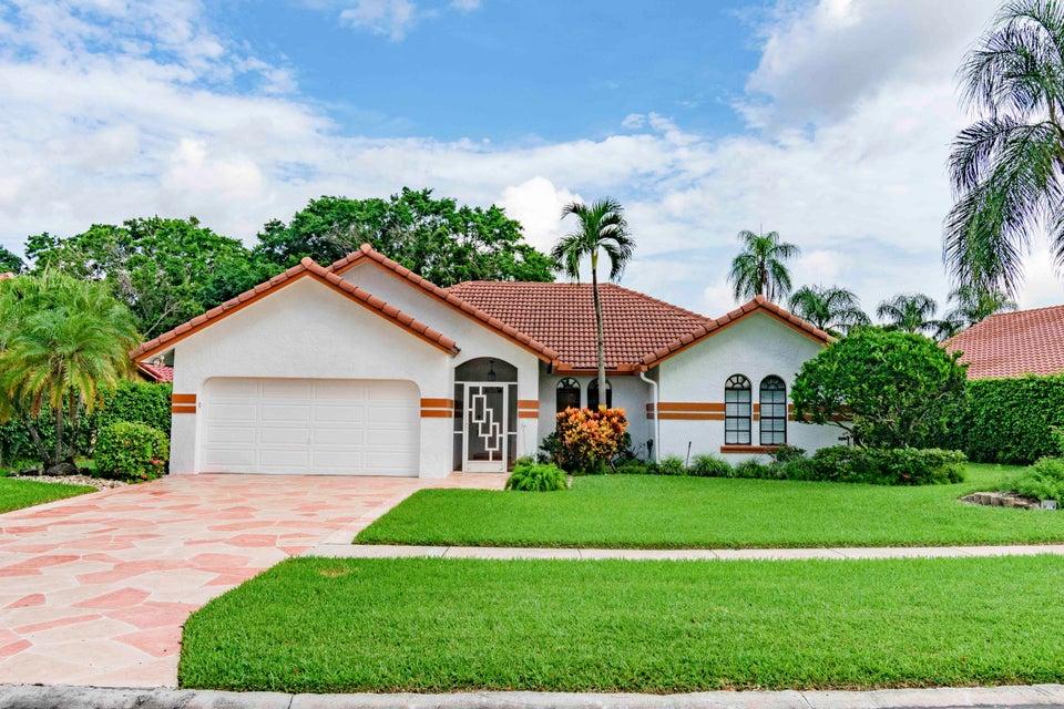 20027 Back Nine Drive Boca Raton, FL 33498