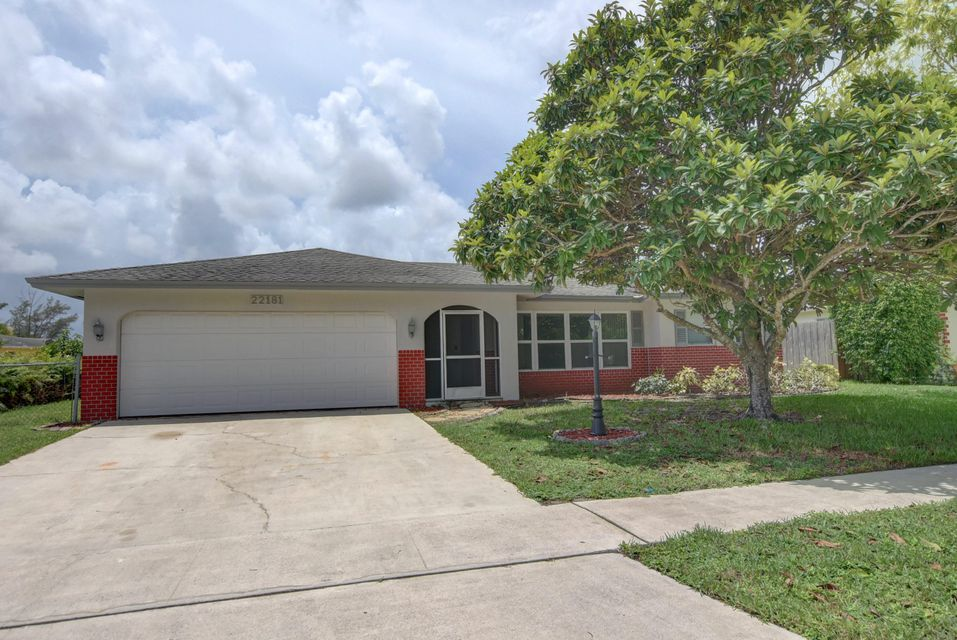 22181 Aslatic Street Boca Raton, FL 33428