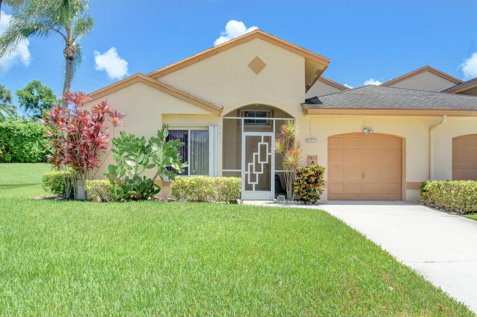 9817 Boca Gardens Circle #a Boca Raton, FL 33496