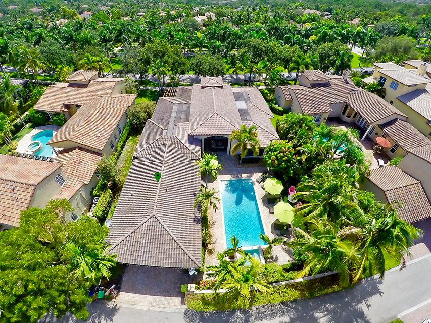 Aerial of Residence