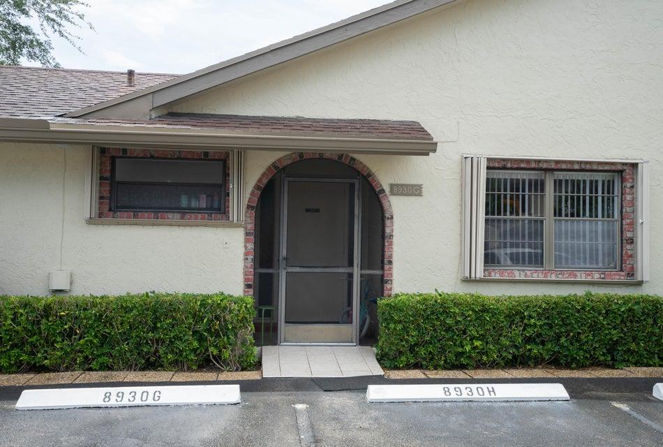 8930 Sw 19th Street #g Boca Raton, FL 33433
