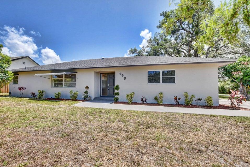 498 Nw 13th Street Boca Raton, FL 33432