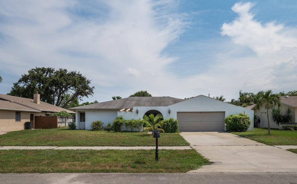 17846 Pine Needle Terrace Boca Raton, FL 33487