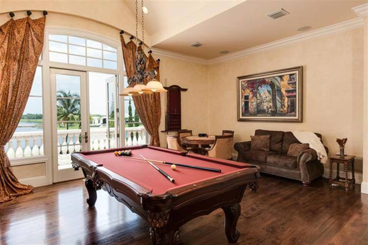 Upstair Entertainment & Pool Room*
