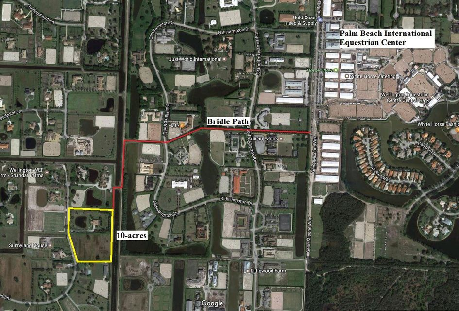 15228 & 15194 Sunnyland Lane, Wellington, Florida 33414, ,Land,For Sale,& 15194 Sunnyland,RX-10460432