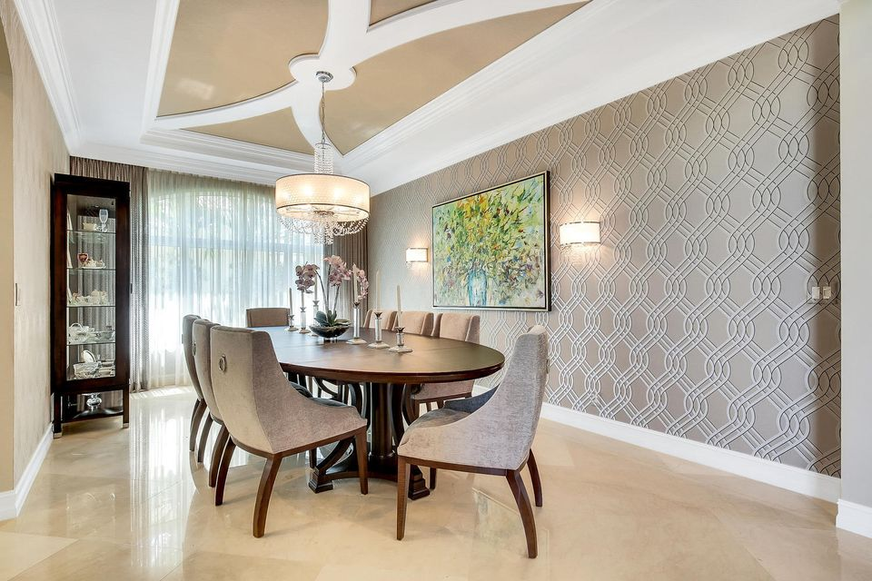 Extended Formal Dining Room