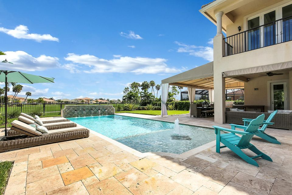 Open Pool & Patio