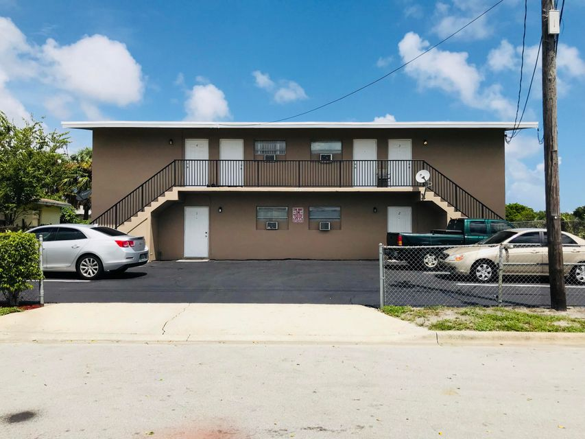 1518 20th Street, Riviera Beach, Florida 33404, ,Quadplex,For Sale,20th,RX-10463325