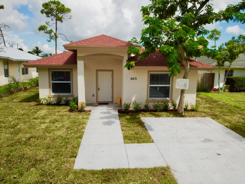 6671 1st Street, Jupiter, Florida 33458, 3 Bedrooms Bedrooms, ,2 BathroomsBathrooms,Single Family,For Sale,1st,RX-10463848