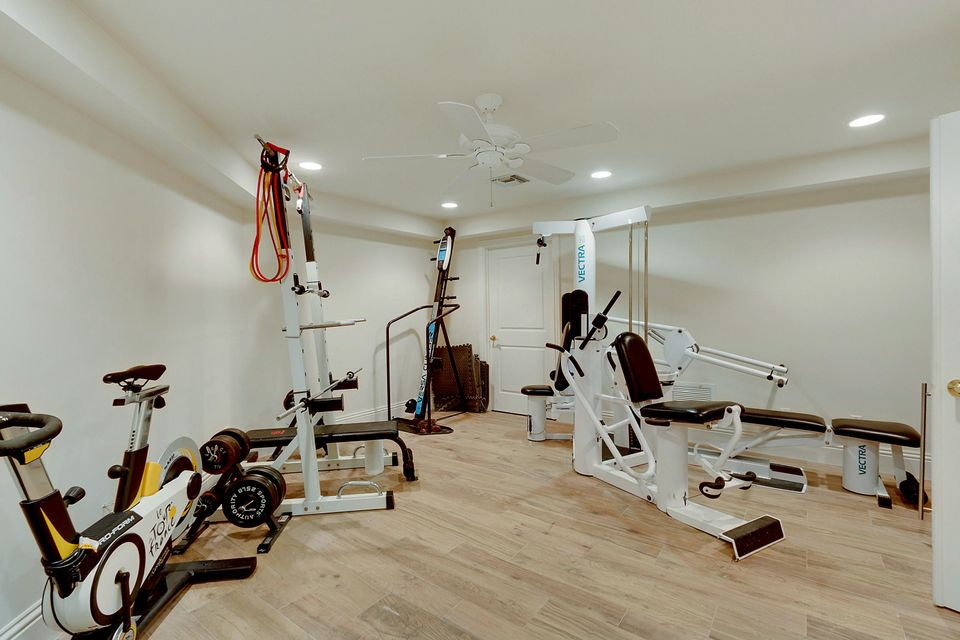 Exercise Room-Opt Bedroom Suite/Level 1