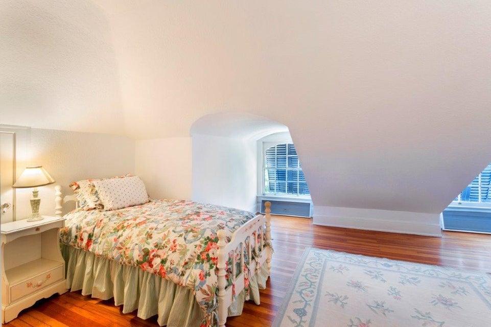 3rd floor dormer bedroom