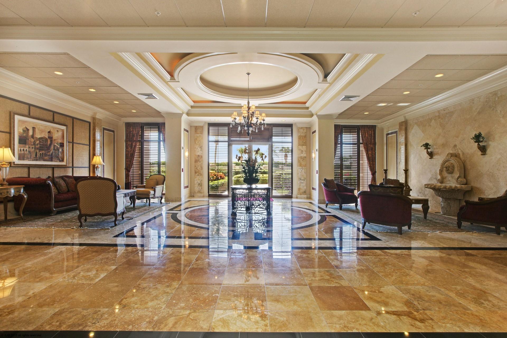 750 Ocean Royale Way 2015 Lobby AAP a