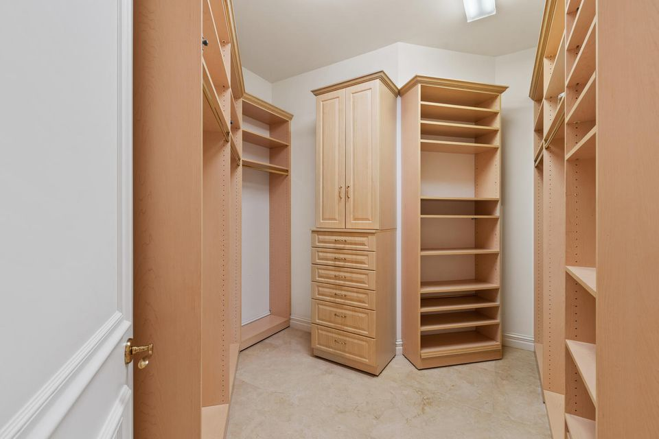 Closet for Bedroom 2/2nd Master BR