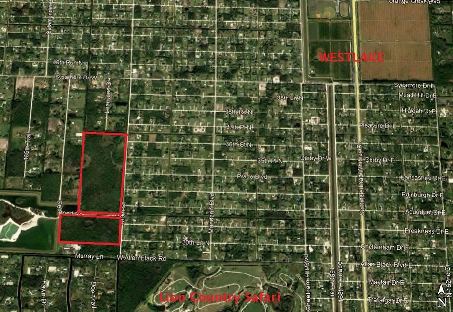 0 180th Avenue- Loxahatchee- Florida 33470, ,Land,For Sale,180th,RX-10467434