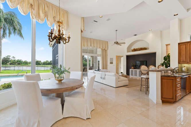 Breakfast and Family Room