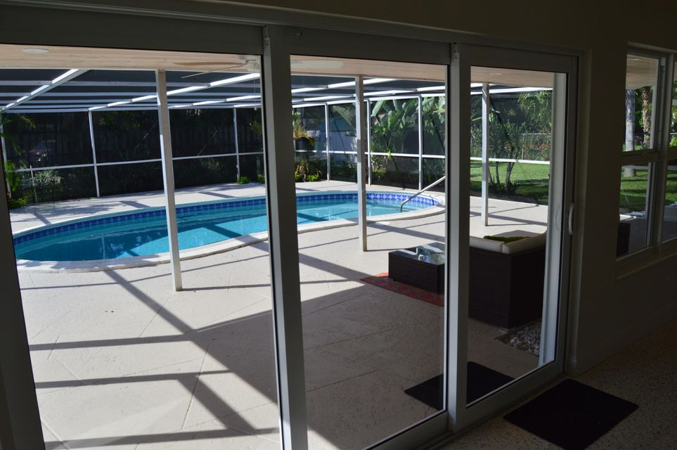 327 country club inside pool view