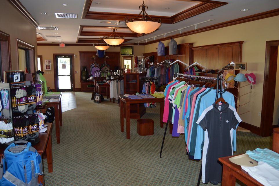 Turtle Creek golf shop