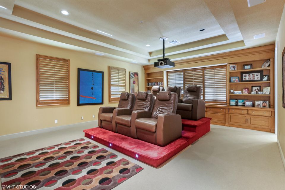 Home Theater Bedroom