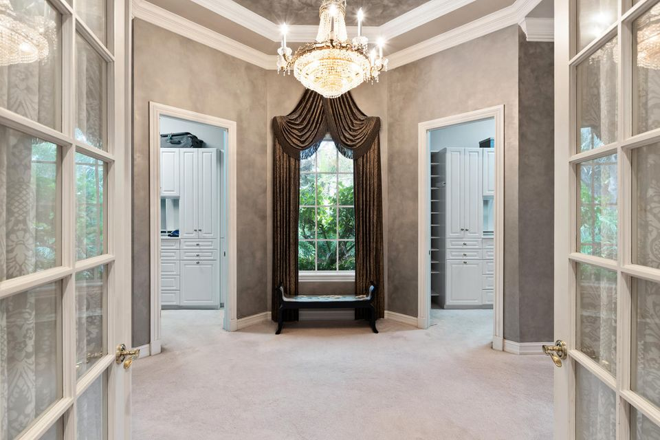 Master Suite Entrance