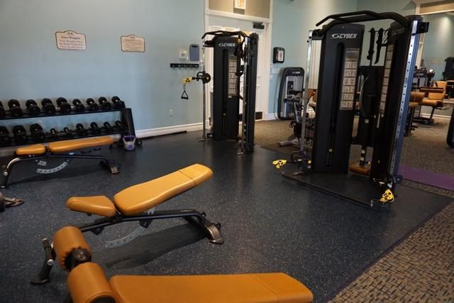 Exercise Room3