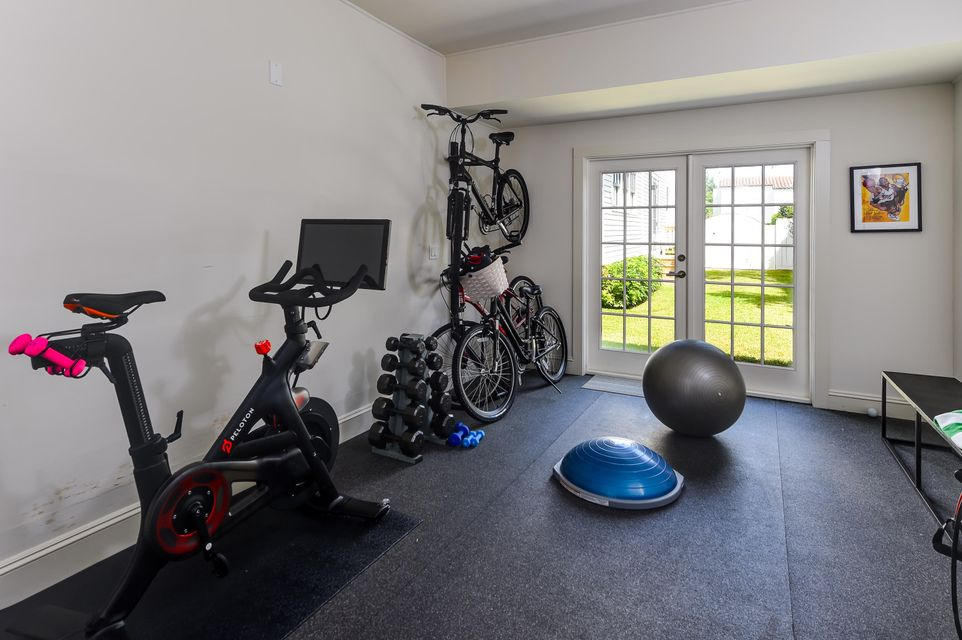Exercise Room/Guest House