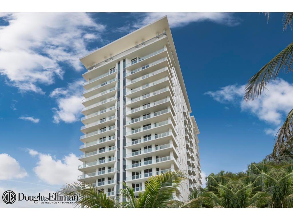1.001 VistaBlue Building Elevation