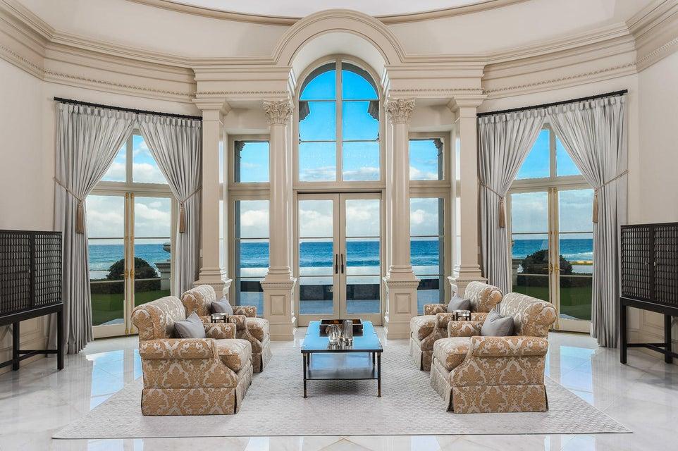Furnished Grand Salon