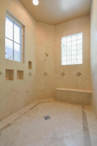 Master Bathroom Steam/Shower