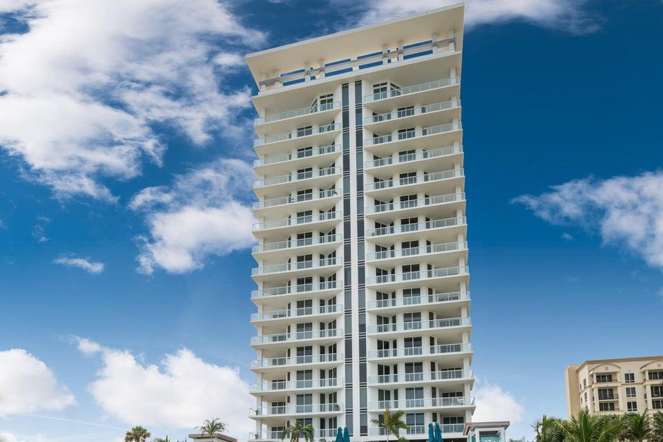 1.002 VistaBlue Building Elevation