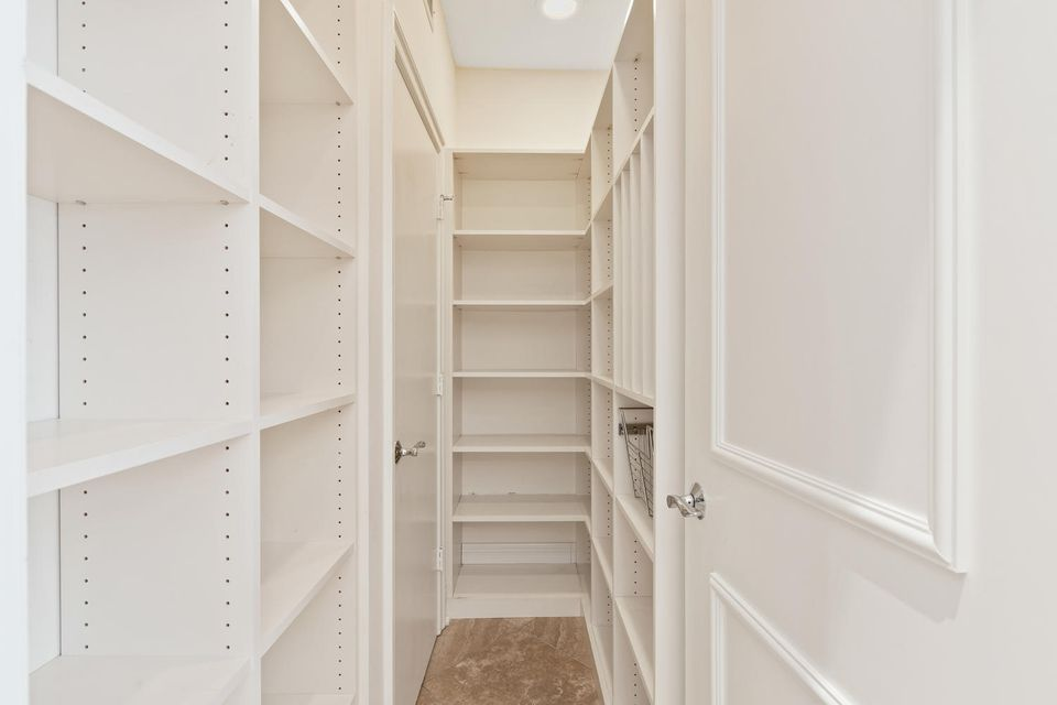 Kitchen Pantry closet