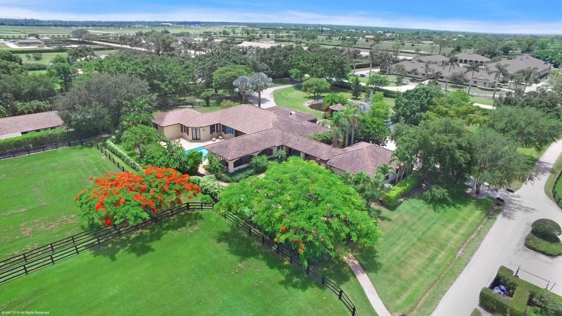 13281 52nd Place, Wellington, Florida 33449, 4 Bedrooms Bedrooms, ,4.1 BathroomsBathrooms,Single Family,For Sale,Palm Glade Ranches,52nd,RX-10456096