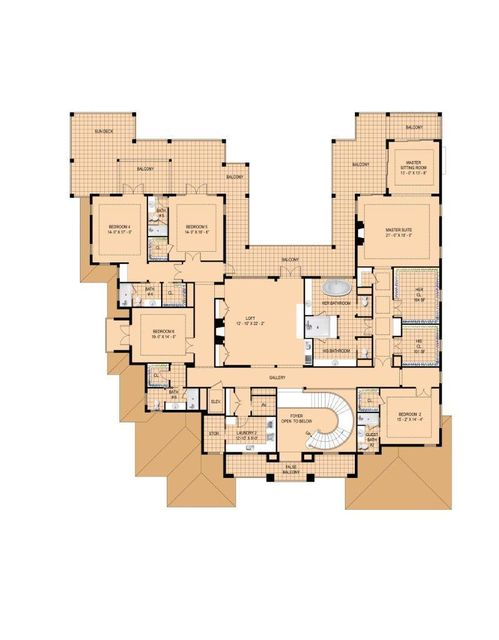 25 484 South Maya Palm Drive - 2nd Floor