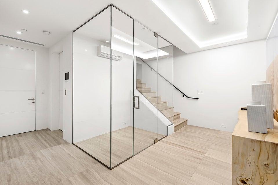 Main Floor to Garage