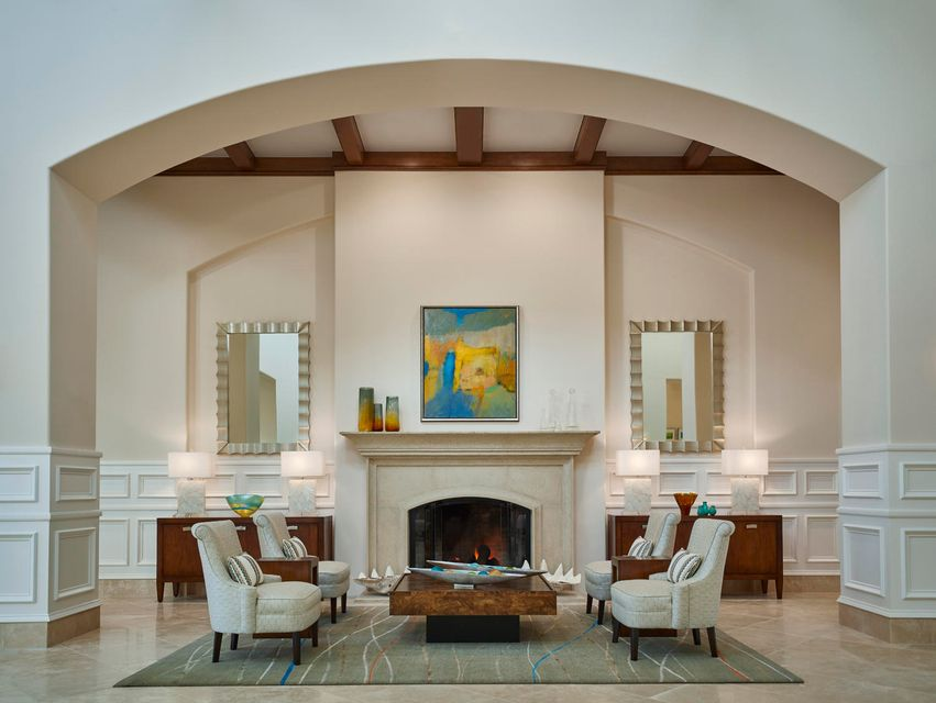 5-Grand Lobby Fireplace