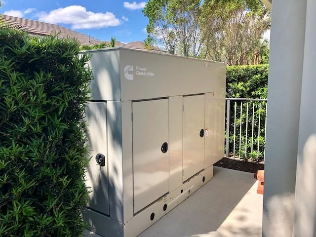 Full Home Generator