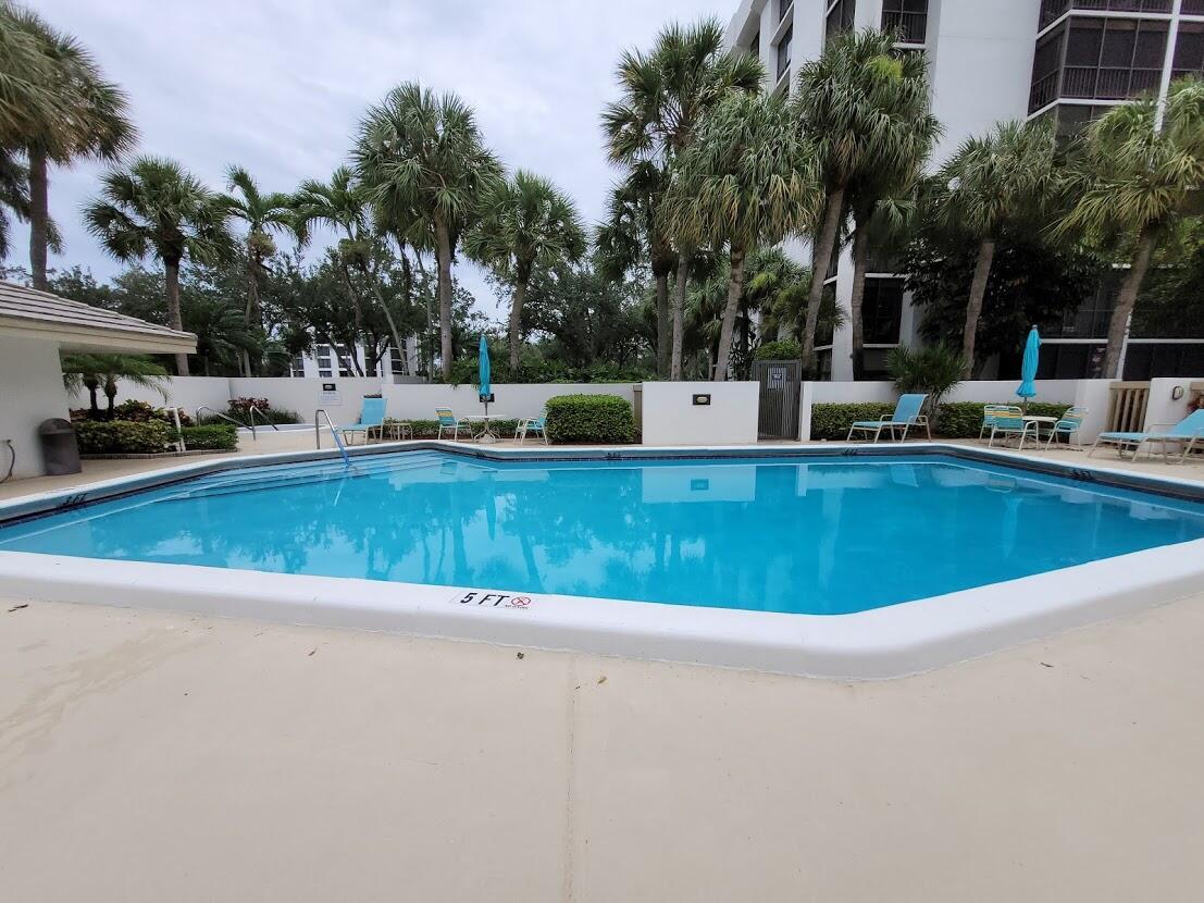 5: Building pool