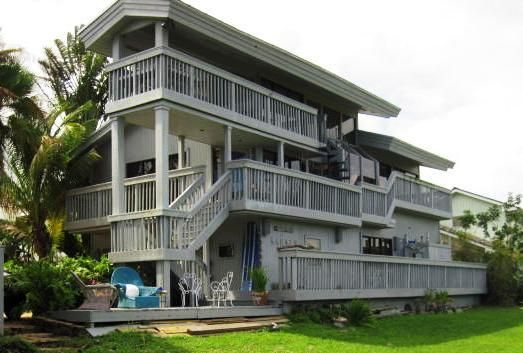 Porches & Balconies Galore