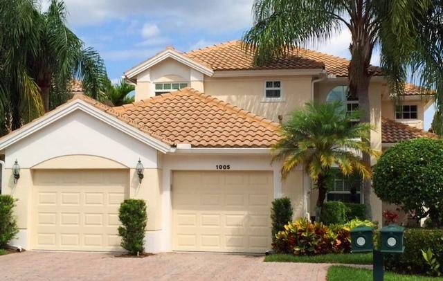 1005 Diamond Head Way, Palm Beach Gardens, FL 33418