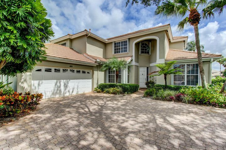 411 Eagleton Cove Way, Palm Beach Gardens, FL 33418