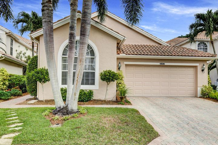 1026 Diamond Head Way, Palm Beach Gardens, FL 33418
