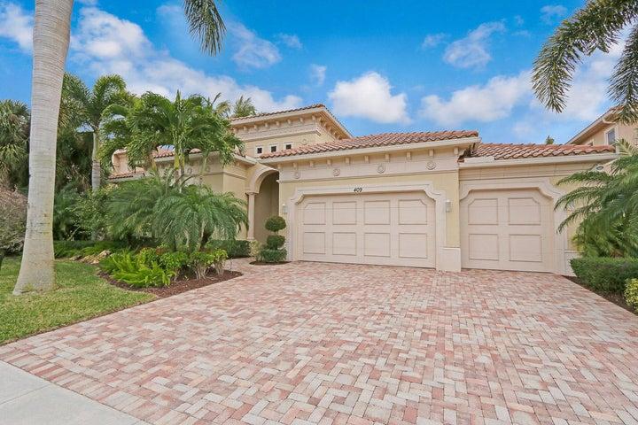 409 Savoie Drive, Palm Beach Gardens, FL 33410