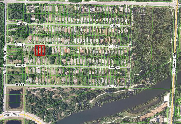 6894 Plus 2 More Lots 3rd St, Jupiter, FL 33458
