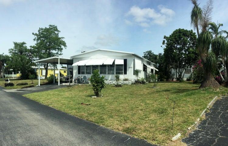 4161 70th Court N, Lot 1085, West Palm Beach, FL 33404