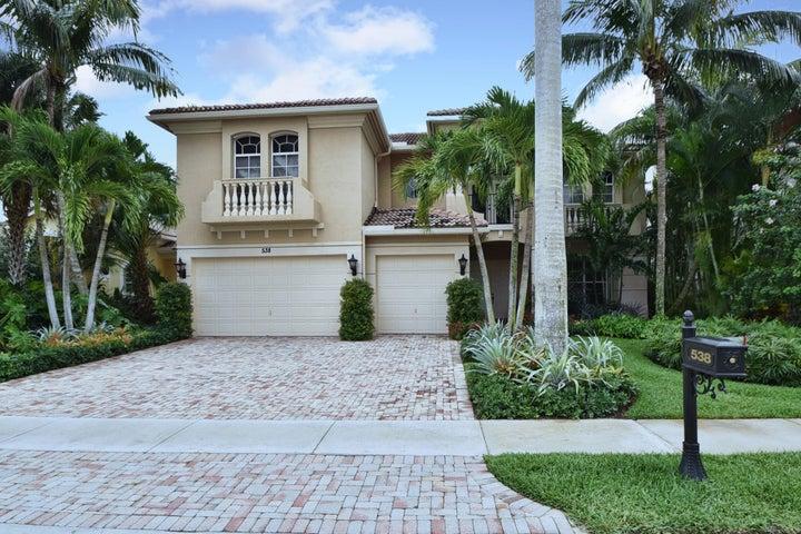 538 Les Jardin Drive, Palm Beach Gardens, FL 33410