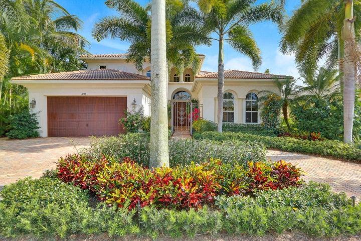 536 Les Jardin Drive, Palm Beach Gardens, FL 33410