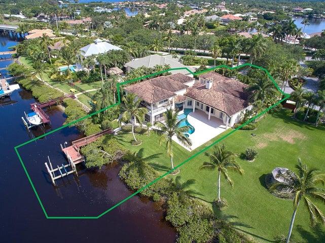 18719 SE Palm Island Lane, Jupiter, FL 33458