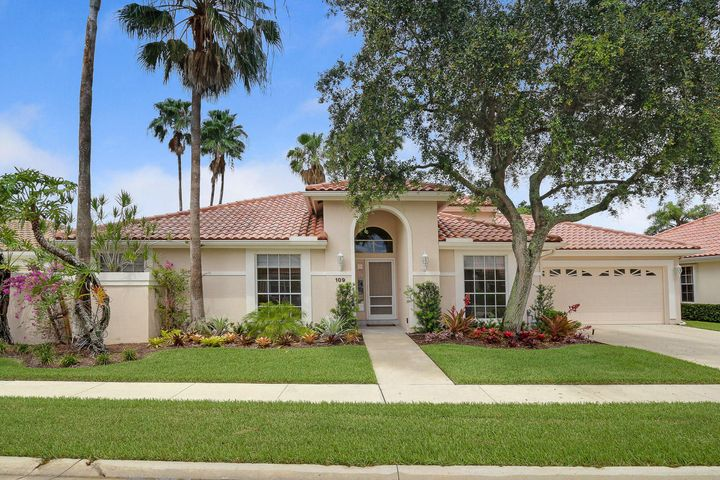 109 Eagleton Lane, Palm Beach Gardens, FL 33418