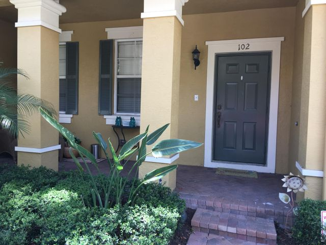 Front entry with covered porch