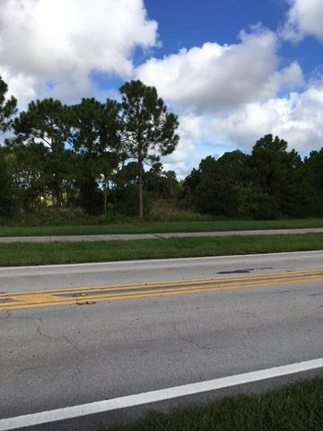 0 Lucie West Boulevard W, Saint Lucie West, FL 34986
